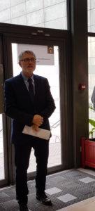 Jean-François Pinton Président de l'ENS de Lyon
